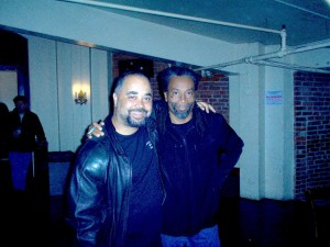 MP and Bobby McFerrin