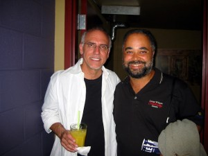 MP and Larry Carlton